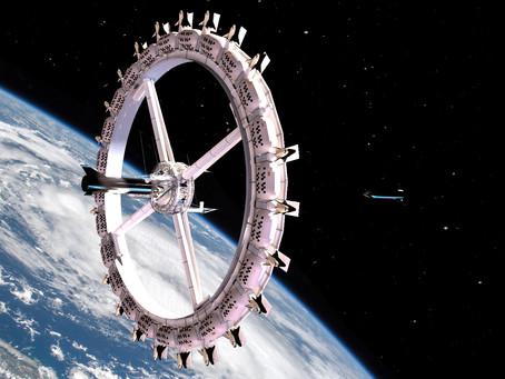 Primer hotel espacial del mundo