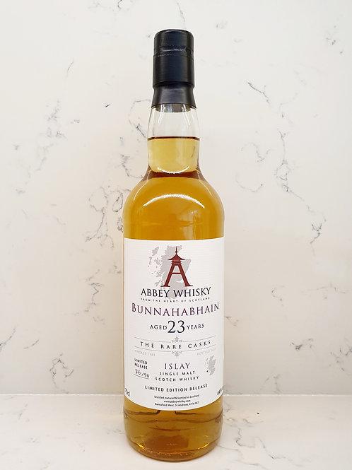 Bunnahabhain 1989 23yr Abbey Whisky