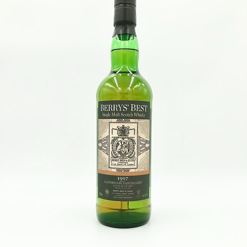 Laphroaig 1997 Berry Bros LMDW 18 Year Old