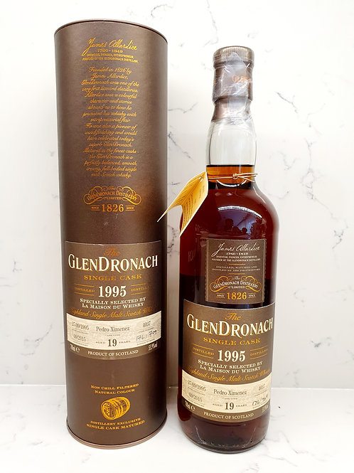 Glendronach 1995 19yr PX Cask 4037