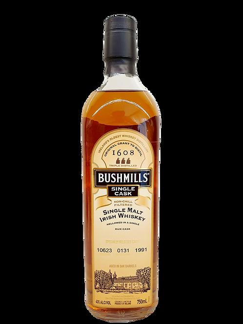 Bushmills 1991 19yr Rum Cask 10623