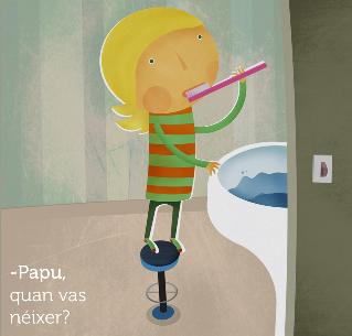 Papu, quan vas néixer?
