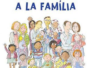 Catàleg de famílies: BENVINGUT A LA FAMÍLIA