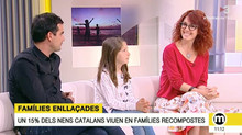 elpoblet i les famílies enllaçades a TV3