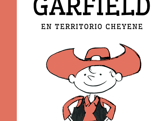 John Garfield en territorio cheyene