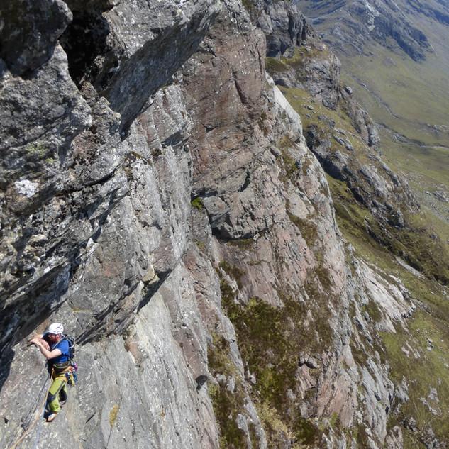 Multi-Pitch Climbing