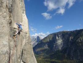 East Buttress, El Cap