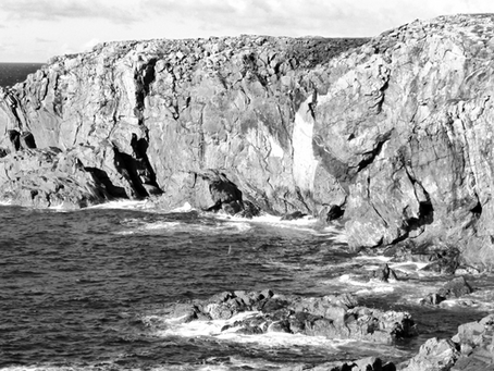 Fragments: the ocean's edge