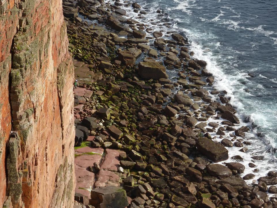 Roaring Forties E3 Rora Head (climber Ia