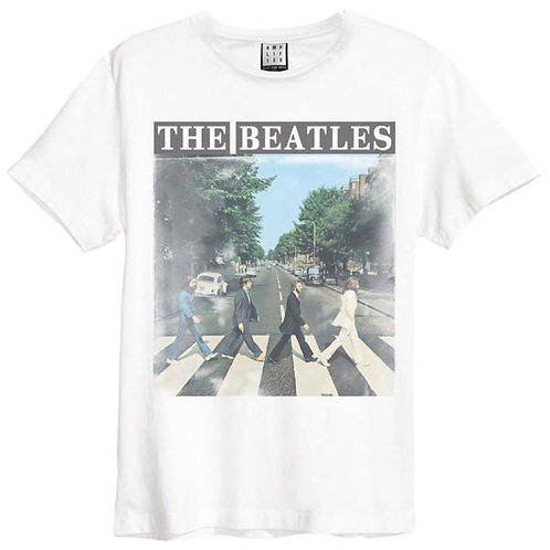 The Beattles Abbey Road White