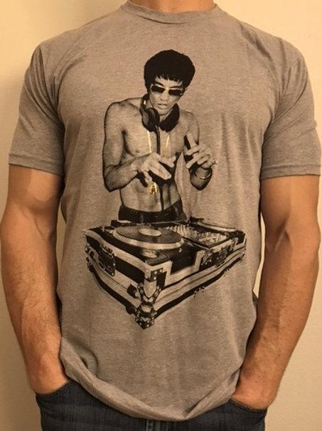 Bruce Lee DJ 50/50 Medium Gray
