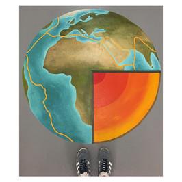 Floor illustration
