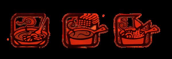 Modo de preparo Maruchan Lámen Pacote