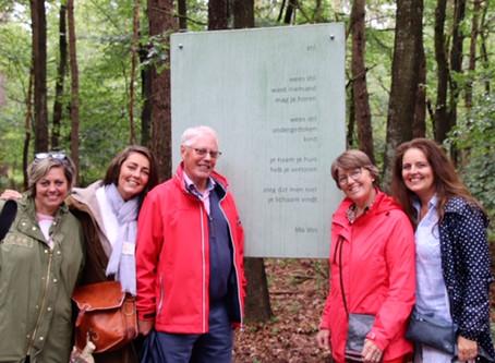 Een dagje uit met hun 84-jarige vader uit Rotterdam