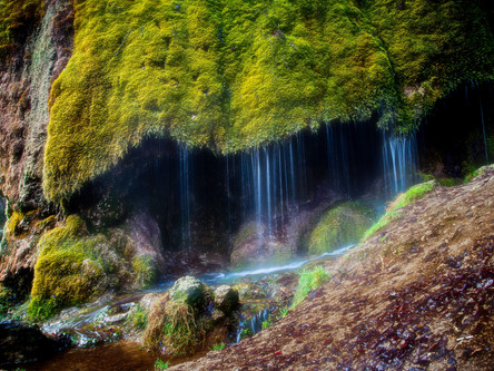 Wasserfall Dreimühlen
