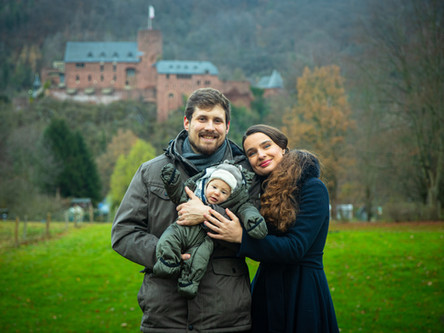Familienshooting in Heimbach