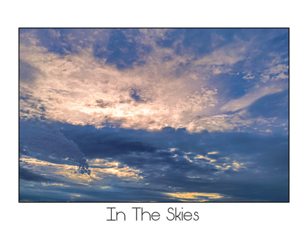 Foto des Tages - In The Skies