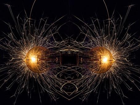 Foto des Tages - Lichtspiele