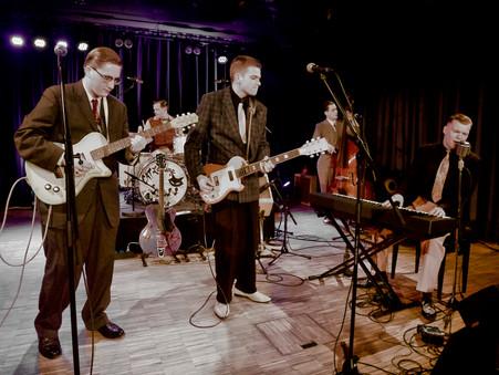 Night of Soulful Blues am 19.01.2018 im Medio in Bergheim