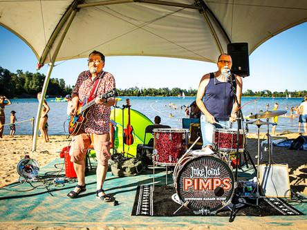 Juke Joint Pimps - Nah am Wasser