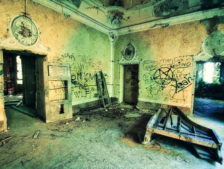 La casa abbandonata