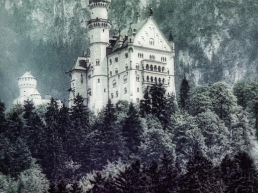 Vintage - Schloss Neuschwanstein