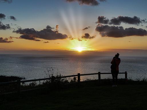 Foto des Tages - Looking West