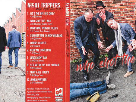 The Night Trippers - CD Release Party