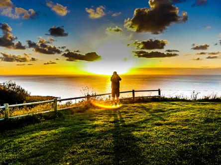 Foto des Tages - Into The Light