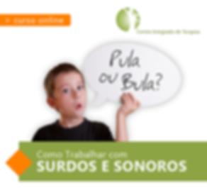 1º Congresso Nacional Onlines de Fonoaudiologia - CONAFONO