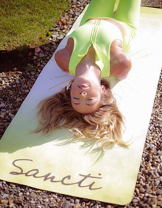 Sustainable Sunshine Yoga Mat