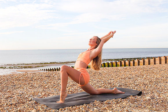 1 Week of Yoga Bliss!