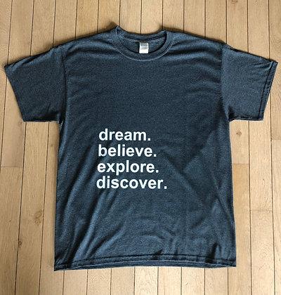 BackTrail T-Shirt :: Slogan