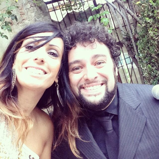 Pronti!!!!! Paola e Mario, vi aspettiamo