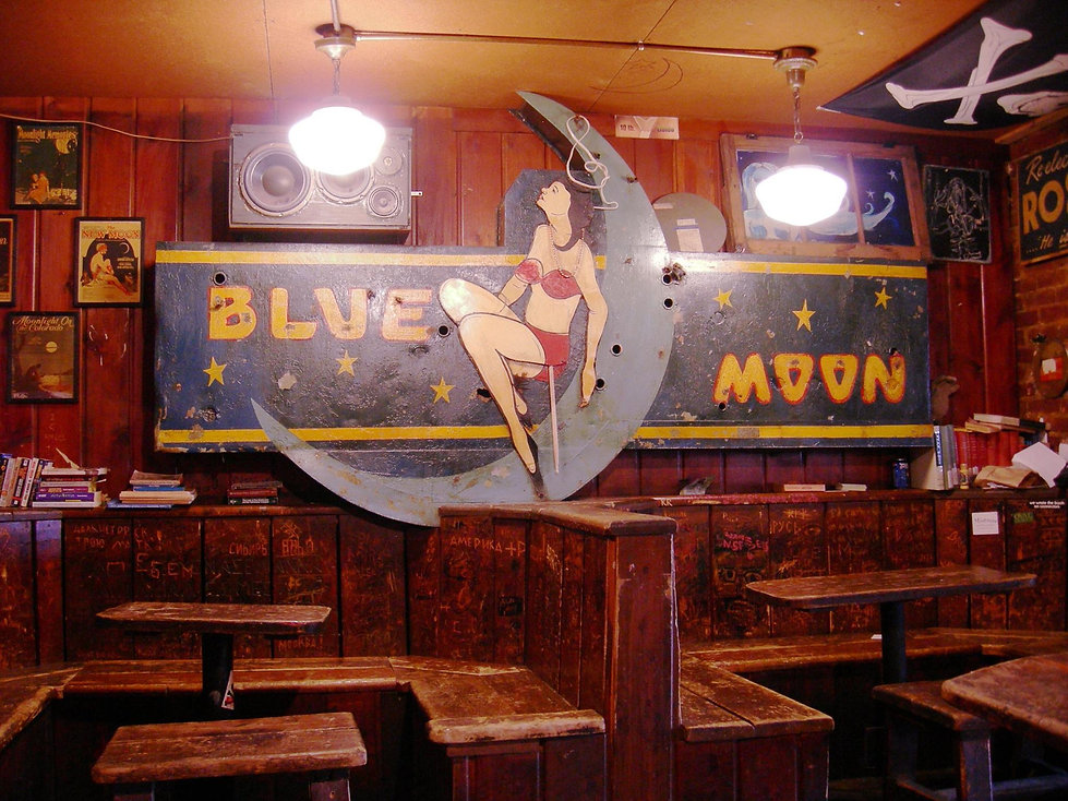 Blue Moon Tavern Seattle