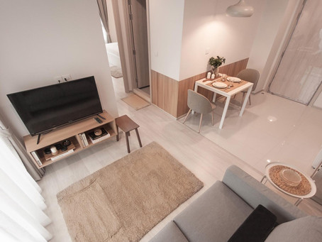 Life One Wireless-2BEDROOM (45SQM) FOR RENT