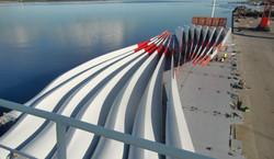 65 meter long Wind Mill Blades