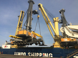 285 tons Harbor Crane