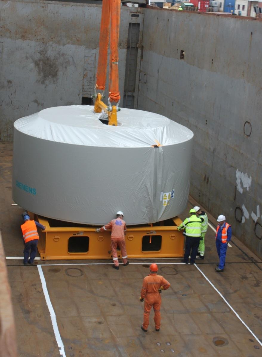 150 tons Generator