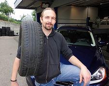 Mitarbeiter Garage Walter Zemp