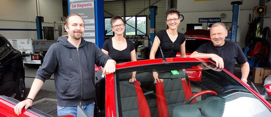 Team Garage Walter Zemp
