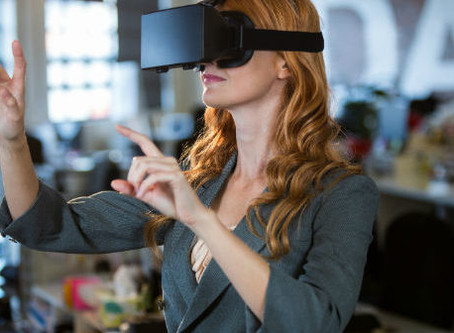 3 Benefits Virtual Reality Can Bring to Your Business in the Coming Years