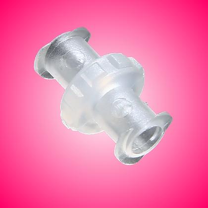 Syringe connector