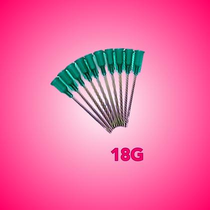 Standard blunt needles (long, 55mm)