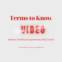 Terms to Know | A.C.E. Scores