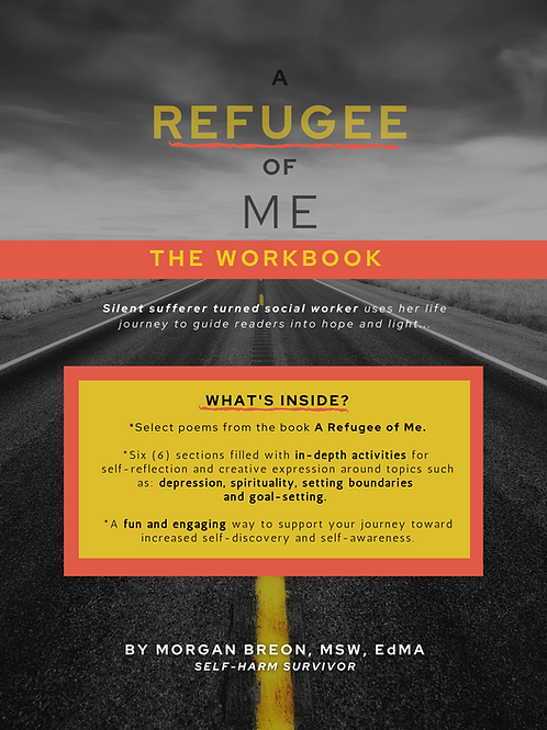 A Refugee of Me: The Workbook