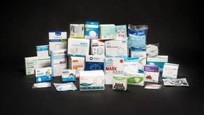 V ČR se prodávají padělky dětských respirátorů