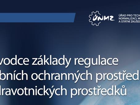 Nová odborná publikace ÚNMZ má pomoci v boji s pandemií covid-19