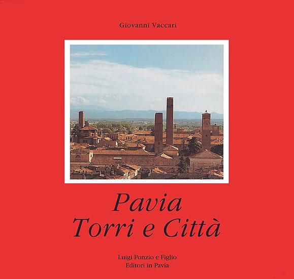 Pavia torri e città