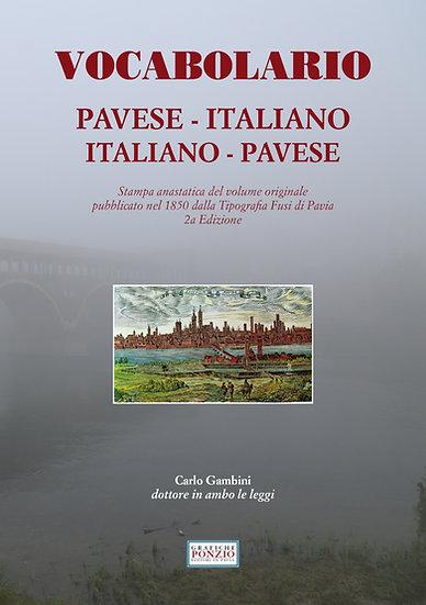 Vocabolario Pavese Italiano